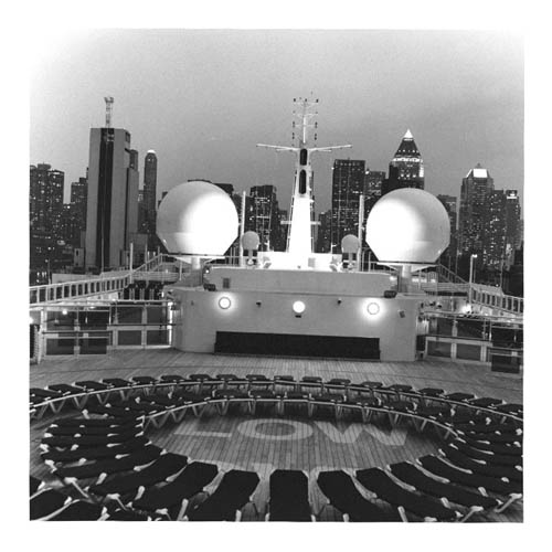 Queen Mary 2, New York